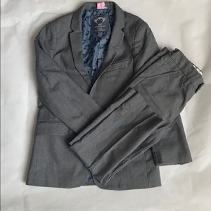 Appaman boys children's suit size 8 EUC